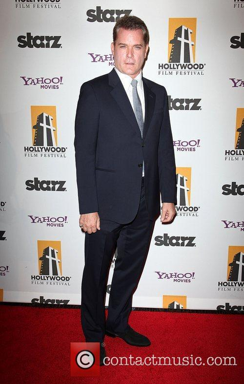 Ray Liotta and Beverly Hilton Hotel 2