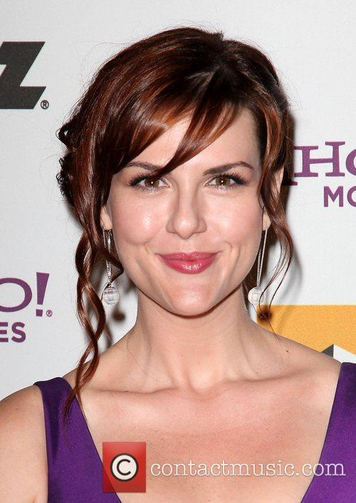 Sara Rue and Beverly Hilton Hotel 2