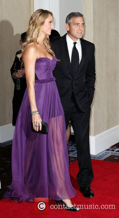stacy keibler and george clooney 15th annual 3575024