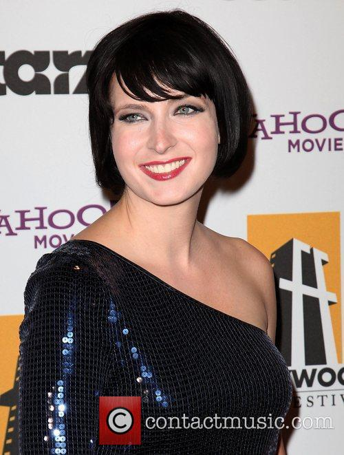 Diablo Cody and Beverly Hilton Hotel 5