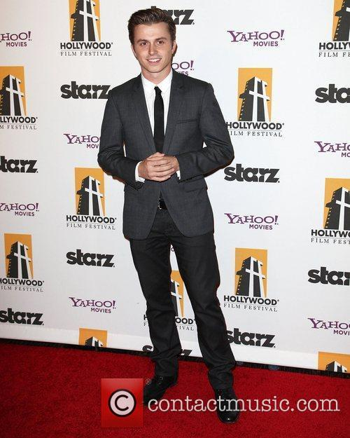 Kenny Wormald and Beverly Hilton Hotel 2