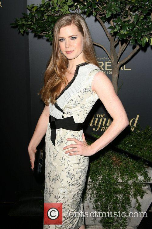 Amy Adams The Hollywood Reporter Big 10 Party...