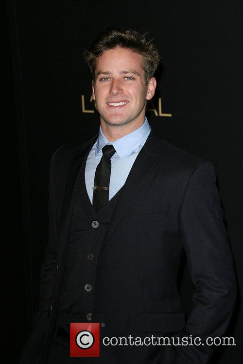 Armie Hammer  The Hollywood Reporter Big 10...