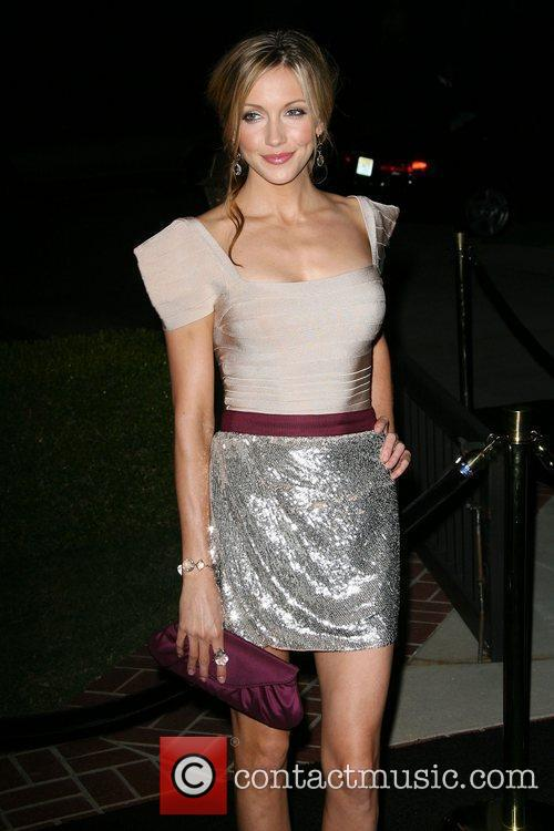 Katie Cassidy The Hollywood Reporter Big 10 Party...