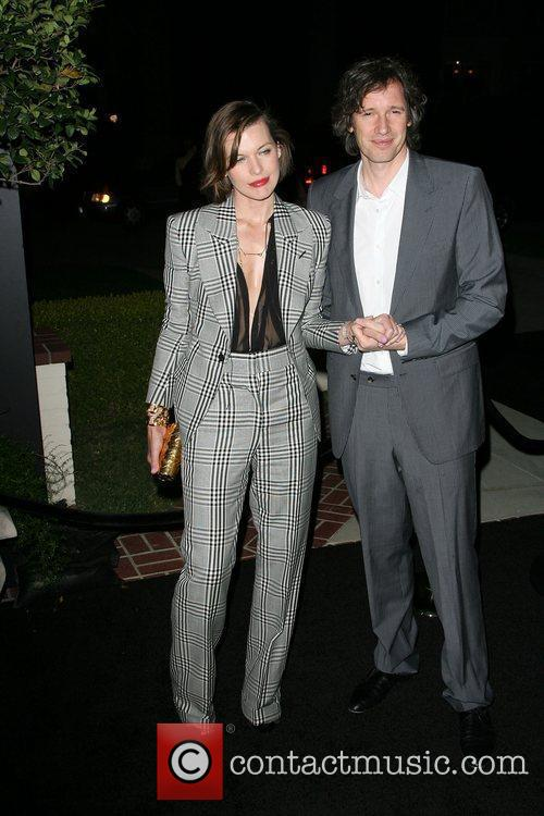 Milla Jovovich and Paul W. S. Anderson The...