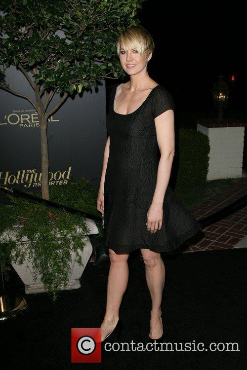 Jenna Elfman The Hollywood Reporter Big 10 Party...