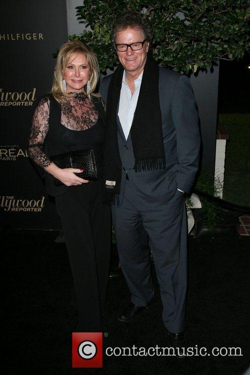 Kathy Hilton and Rick Hilton The Hollywood Reporter...