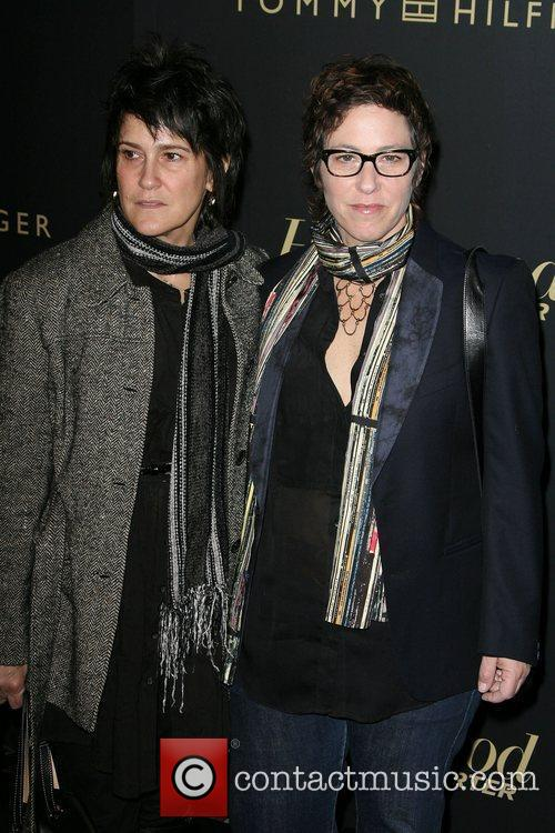 Lisa Cholodenko and Wendy Melvoin The Hollywood Reporter...