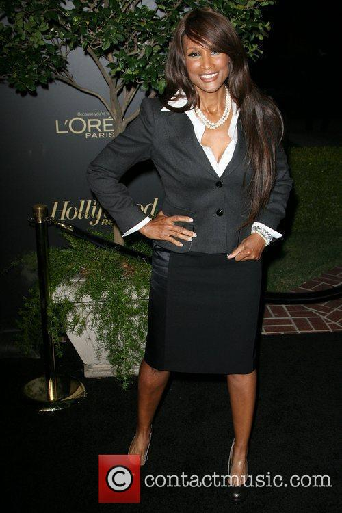 Beverly Johnson The Hollywood Reporter Big 10 Party...
