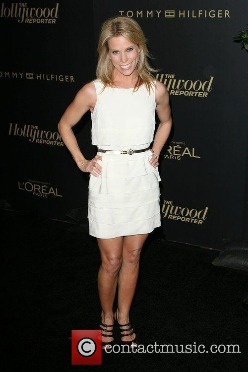 Cheryl Hines The Hollywood Reporter Big 10 Party...