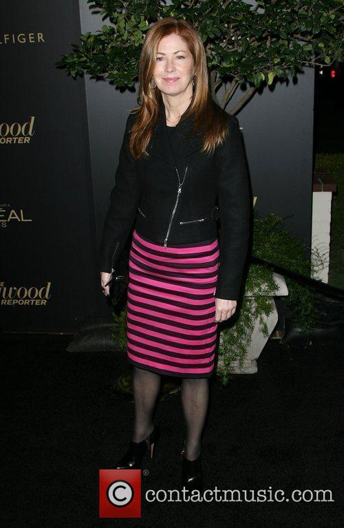 Dana Delany The Hollywood Reporter Big 10 Party...