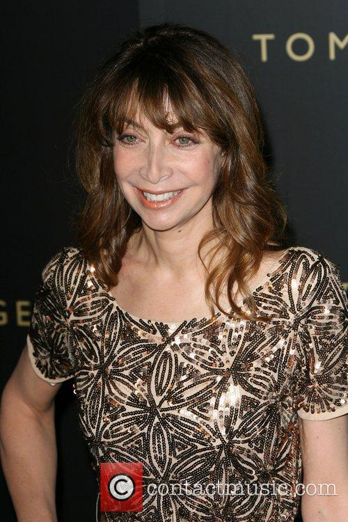 Illeana Douglas The Hollywood Reporter Big 10 Party...
