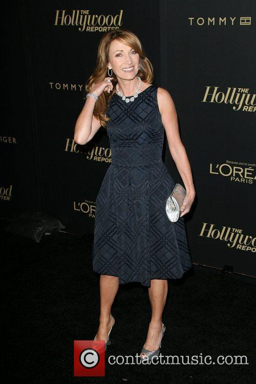 Jane Seymour The Hollywood Reporter Big 10 Party...