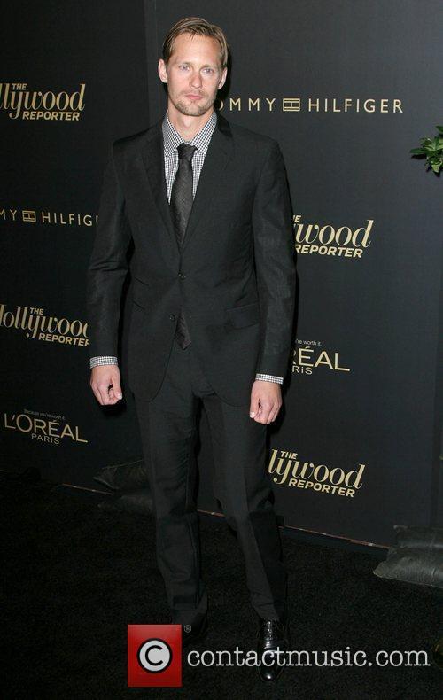 Alexander Skarsgard The Hollywood Reporter Big 10 Party...