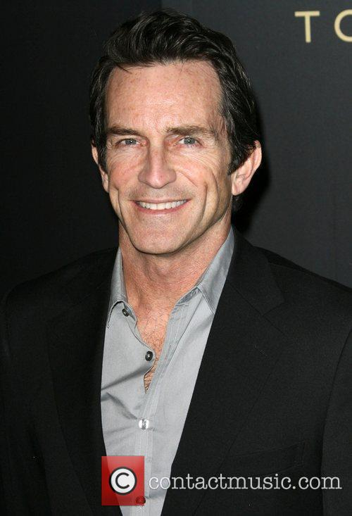 Jeff Probst The Hollywood Reporter Big 10 Party...