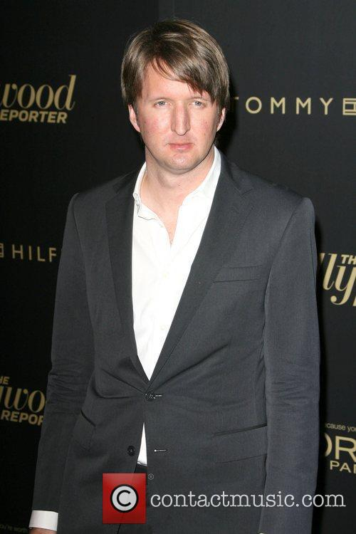 Tom Hooper The Hollywood Reporter Big 10 Party...