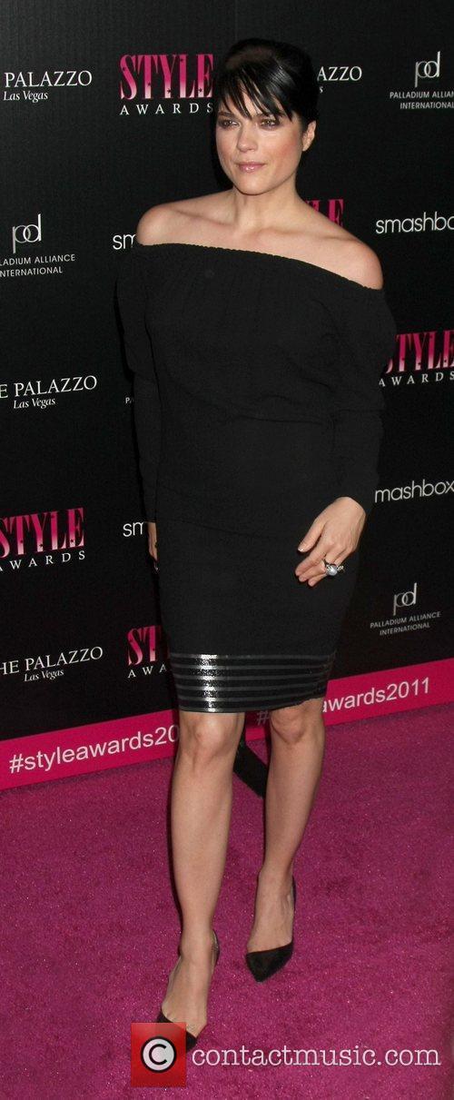 2011 Hollywood Style Awards at Smashbox West Hollywood...