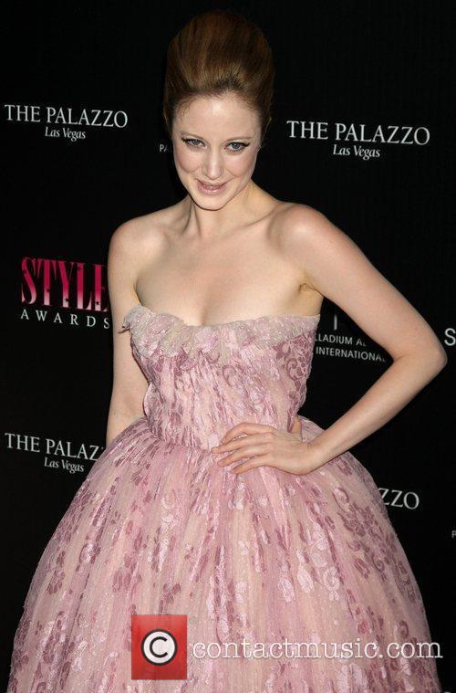 Andrea Riseborough 2011 Hollywood Style Awards at Smashbox...