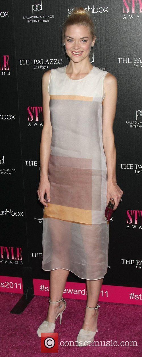 Jaime King 2011 Hollywood Style Awards at Smashbox...