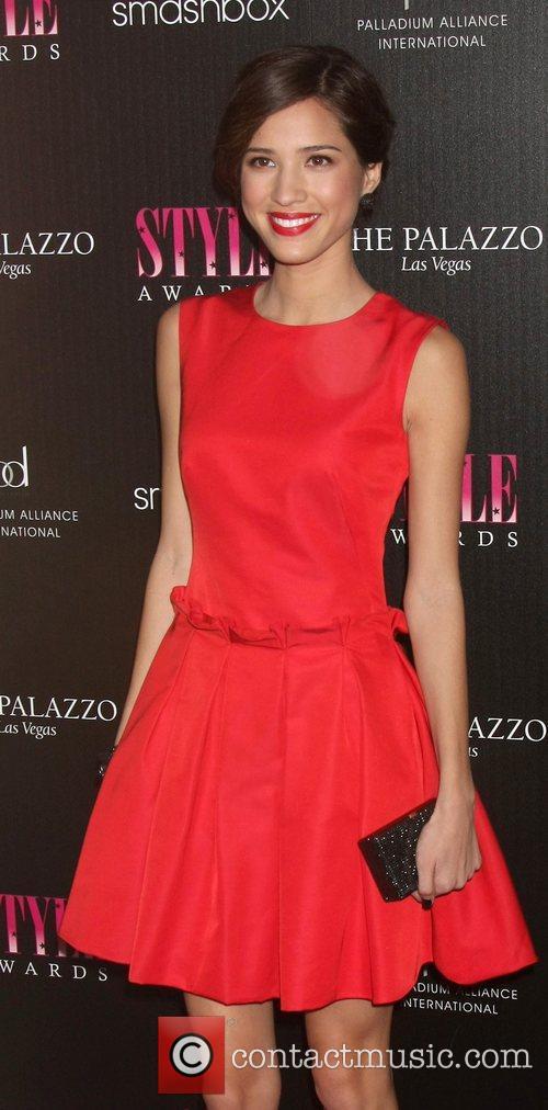 Kelsey Chow 2011 Hollywood Style Awards at Smashbox...