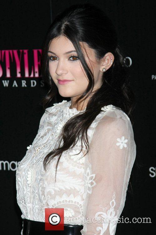 Kylie Jenner 2011 Hollywood Style Awards at Smashbox...