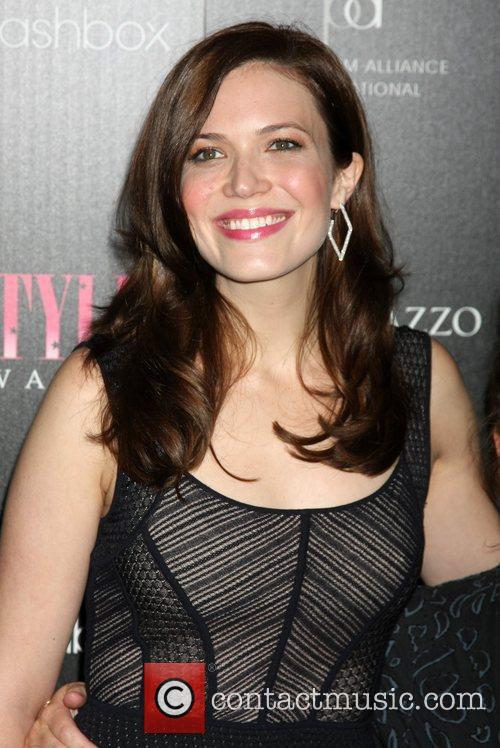 Mandy Moore 2011 Hollywood Style Awards at Smashbox...