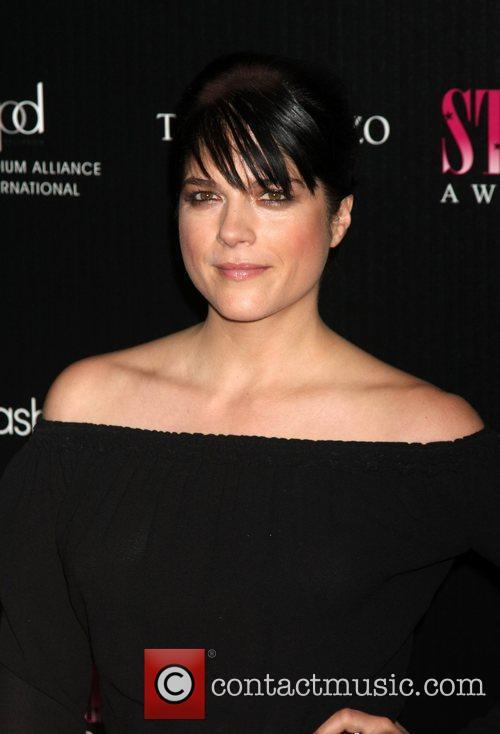 Selma Blair 2011 Hollywood Style Awards at Smashbox...