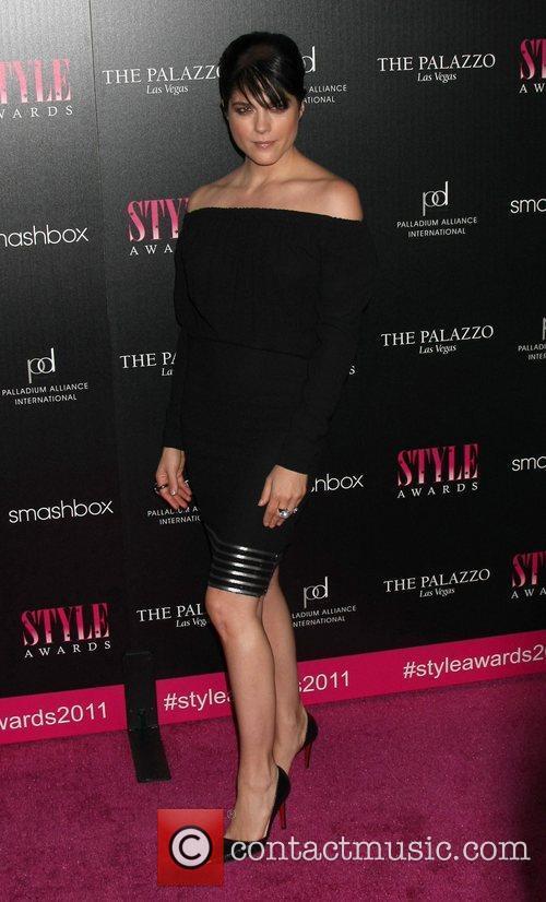 Selma BlairSelma Blair 2011 Hollywood Style Awards at...