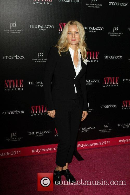 Angela Featherstone 2011 Hollywood Style Awards Sponsored By...