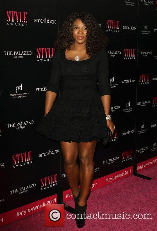 Serena Williams 2011 Hollywood Style Awards Sponsored By...