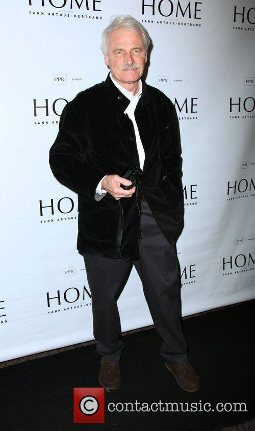Yann Arthus-Bertrand The New York premiere of 'Home'...