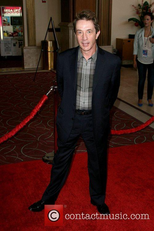 Martin Short Los Angeles premiere of Hoodwinked Too!...
