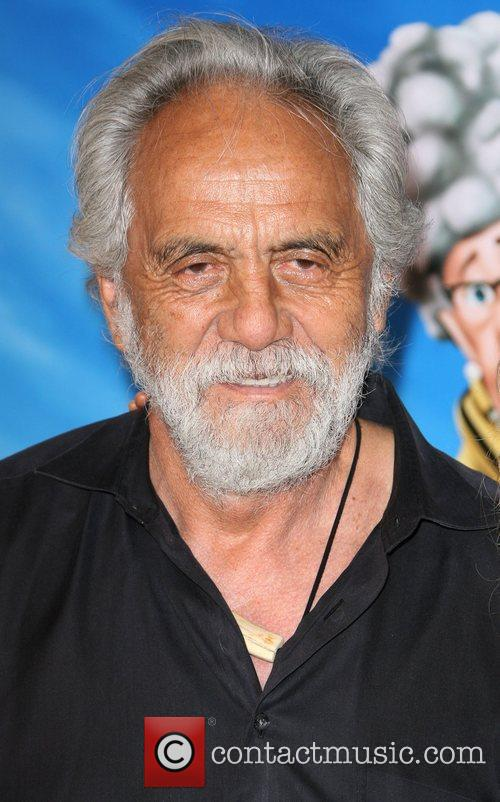 Tommy Chong Los Angeles premiere of Hoodwinked Too!...