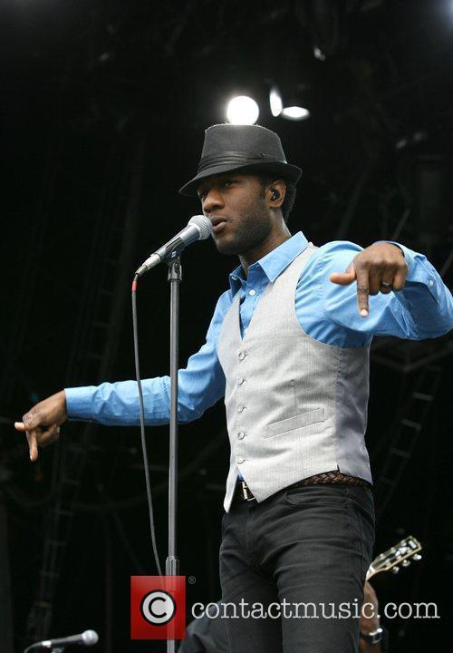 Aloe Blacc Hop Farm Festival 2011 - Day...