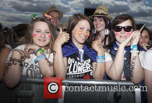 Atmosphere,  at the Hop Farm Festival 2011...