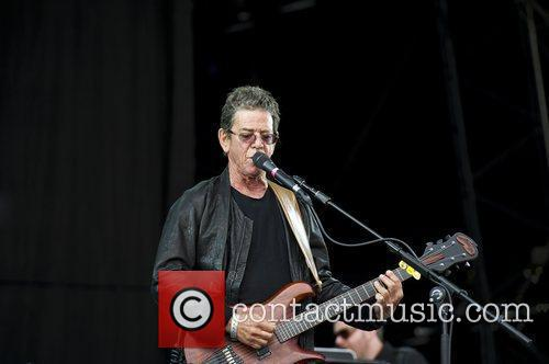 Lou Reed Hop Farm Festival 2011 - Day...