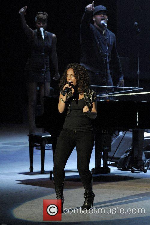 Alicia Keys, Hope, Sony
