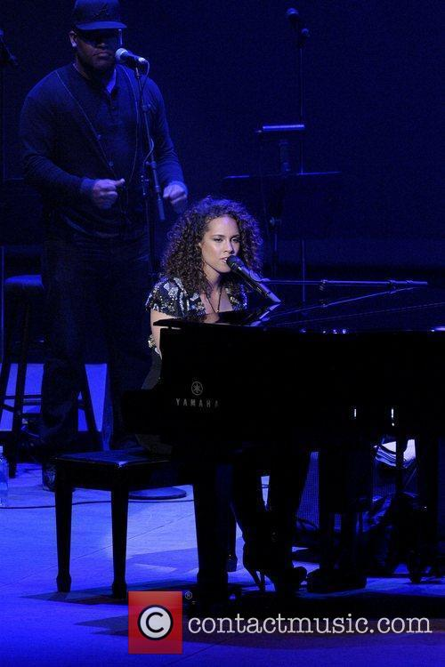 Alicia Keys, Hope and Sony 9