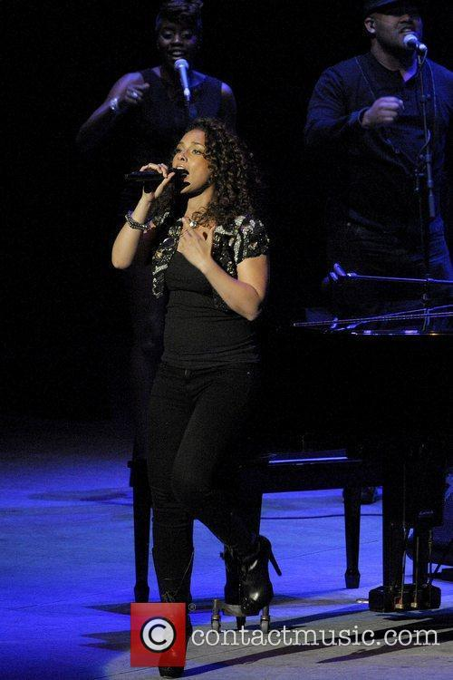 Alicia Keys, Hope and Sony 11