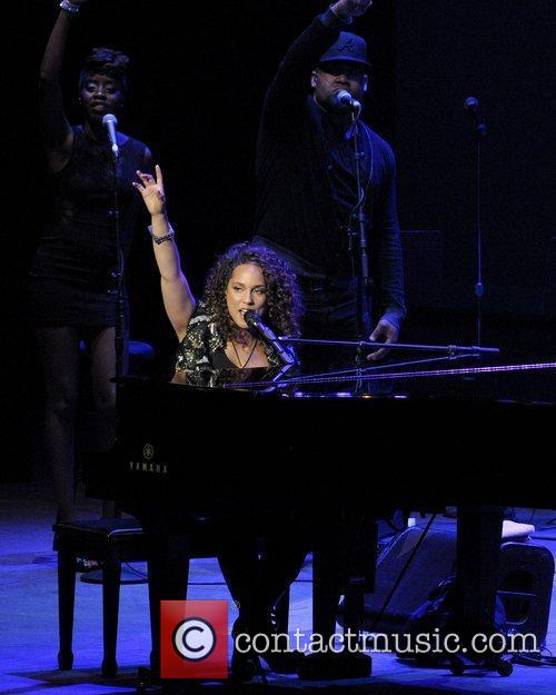 Alicia Keys, Hope and Sony 3