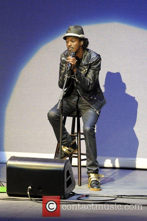 K'naan at the Stephen Lewis Foundation's Hope Rising!...