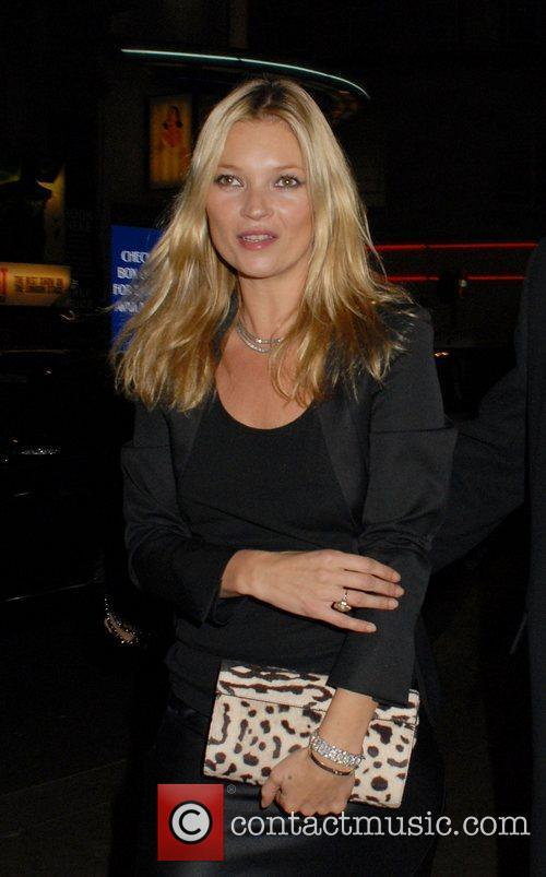 Kate Moss and Cafe De Paris 9