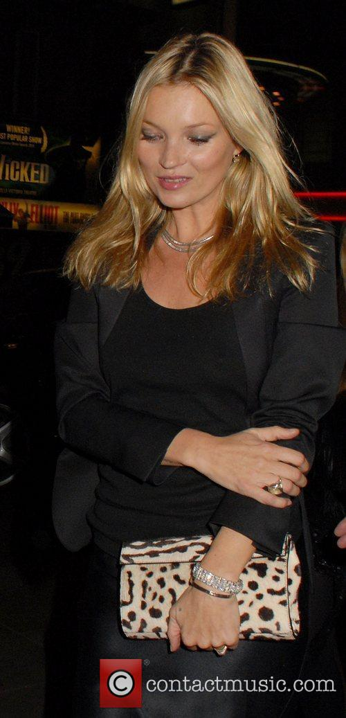 Kate Moss and Cafe De Paris 6
