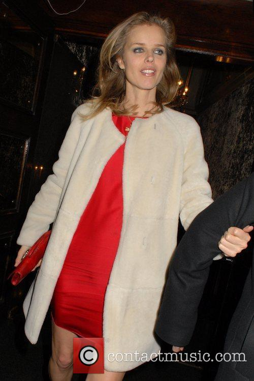 Eva Herzigova and Cafe De Paris 3