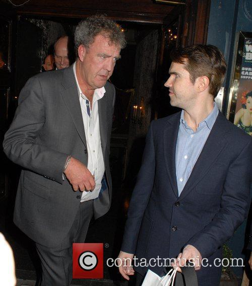 Jeremy Clarkson, Jimmy Carr and Cafe De Paris 2