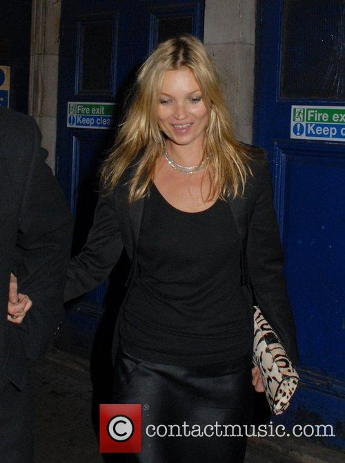 Kate Moss and Cafe De Paris 2
