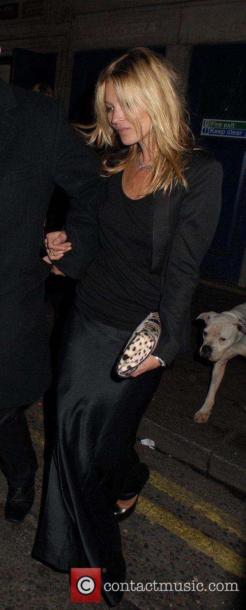 Kate Moss and Cafe De Paris 1