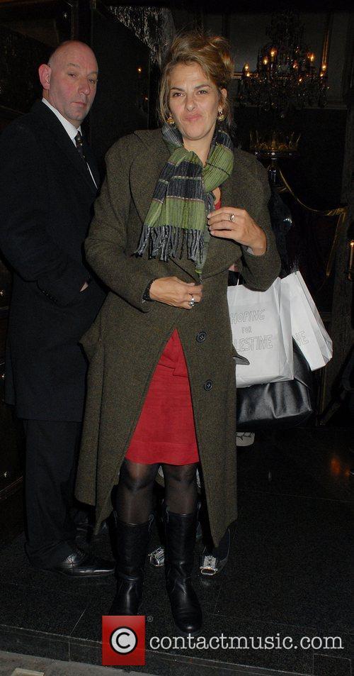 Tracey Emin and Cafe De Paris 2