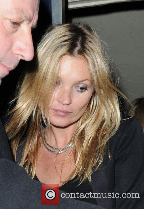 Kate Moss and Cafe De Paris 11