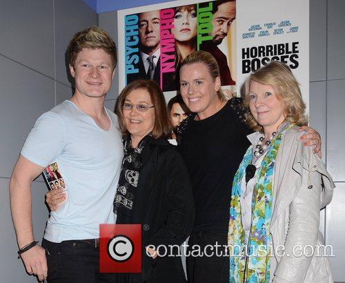 Screening for 'Horrible Bosses' at Cineworld